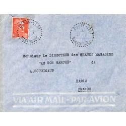 MORNE - VERT MARTINIQUE 1951