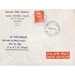 PETIT - BOURG MARTINIQUE 1950