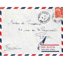 PETIT - BOURG MARTINIQUE 1951