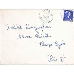TROIS - ILETS MARTINIQUE 1958