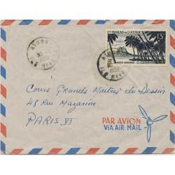 ATUONA ILE HIVA-OA 1958
