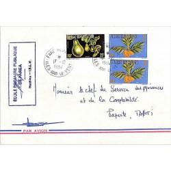 FARE - HUAHINE - ILES - SOUS - LE - VENT - 1984