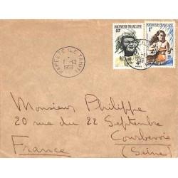 PAPEETE ILE TAHITI 1959
