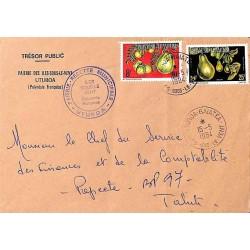 UTUROA - RAIATEA - ILES - SOUS - LE - VENT - 1984