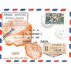 UTUROA ILE RAIATEA 1966