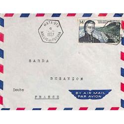 MATA-UTU WALLIS ET FUTUNA 1957