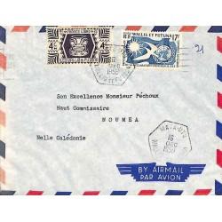 MATA-UTU WALLIS ET FUTUNA 1959