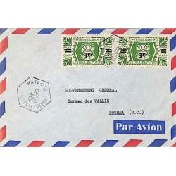 MATA-UTU WALLIS ET FUTUNA pour la Nouvelle-Calédonie 1959
