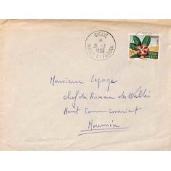 SIGAVE WALLIS ET FUTUNA 1960