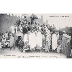 Côte d'Ivoire - BONDOUKOU - Danse de Kourouby
