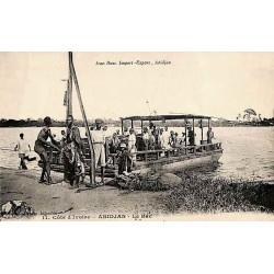 Côte d'Ivoire - ABIDJAN - Le bac