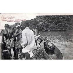 COTE D'IVOIRE - Une halte en lagune