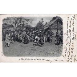 La Côte d'Ivoire - Tam-tam Agni