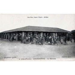 Côte d'Ivoire - ABENGOUROU - Le marché