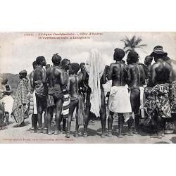 Afrique Occidentale- Côte d'Ivoire - Divertissements d'indigènes