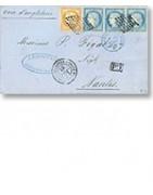 Lettres des colonies françaises-Tropiquescollections