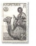 Sale Mauritania covers &  stamps - Tropiquescollections