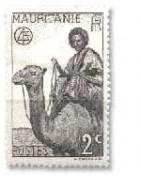 Vente histoire postale de Mauritanie - Tropiquescollections