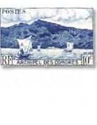 Comores vente histoire postale et timbres - Tropiquescollections