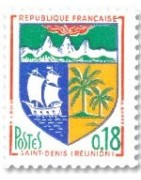 La Réunion vente histoire postale et timbres -Tropiquescollections