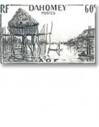 Dahomey vente histoire postale - Tropiquescollections