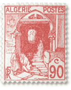 Sale postal history from Algeria  - Tropiquescollections